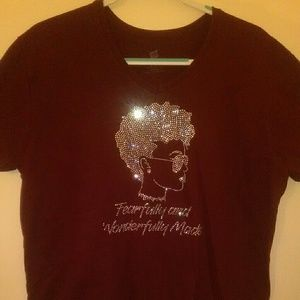 Tops - Fearfully and Wonderfully Made T-Shirt